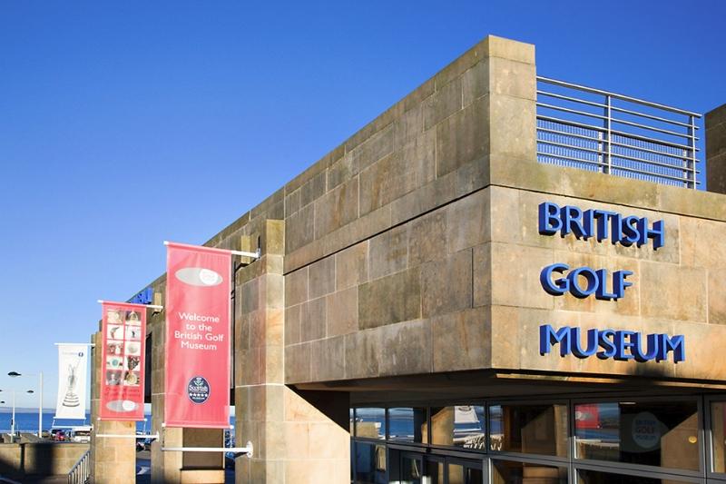 British Golf Museum St Andrews Fife Scotland