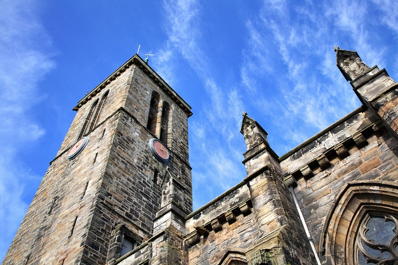 St Salvators University Chapel St Andrews Fife Scotland