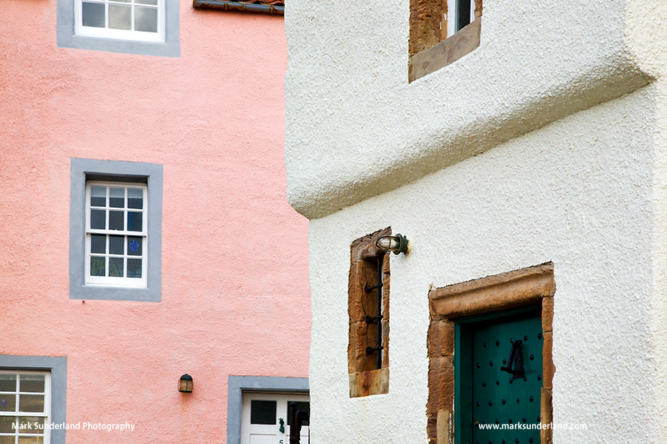 Colourful Cottages at Pittenweem