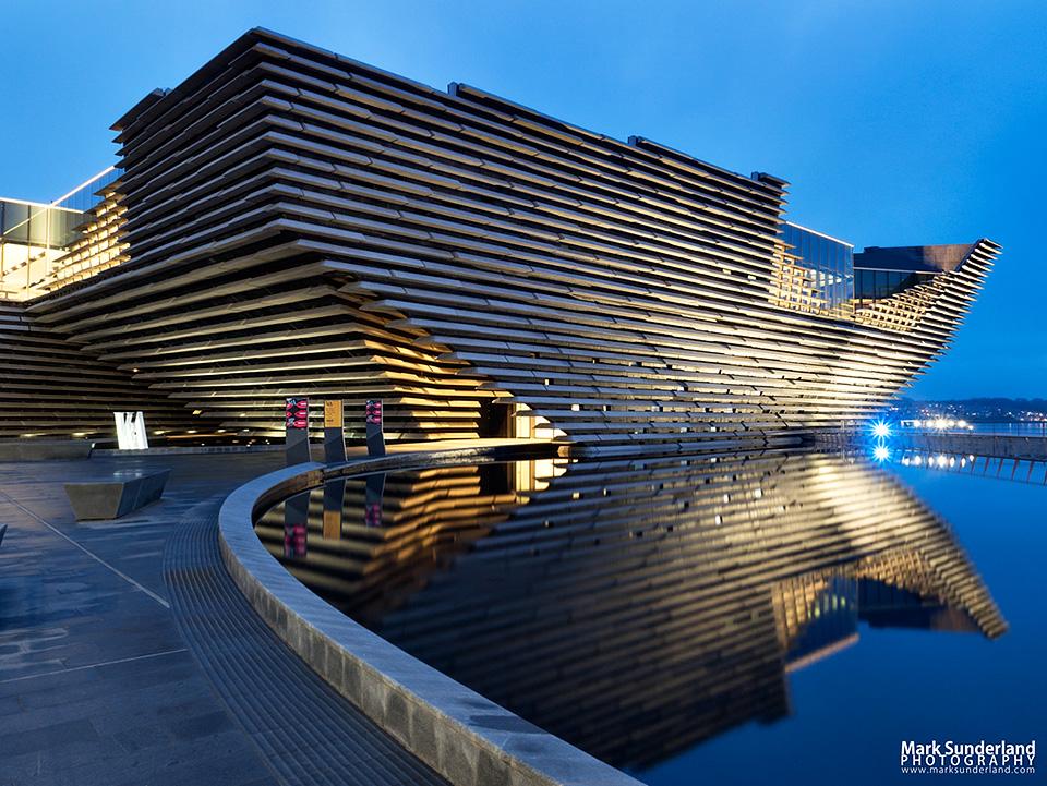 V&A Dundee Design Museum